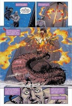 Комикс Железный кулак Том 2: Семь Небесных Столиц изображение 2