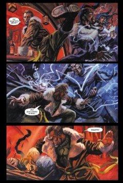 Комикс Железный кулак Том 2: Семь Небесных Столиц изображение 1