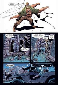 Комикс Фьюри MAX Том 1: Моя война прошла давно издатель ALDEN Comics