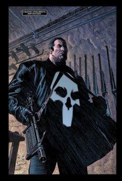 Комикс Каратель. Том 1. В начале. источник The Punisher