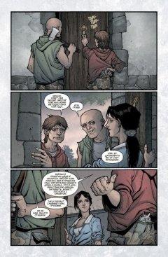 Комикс Ключи Локков. Добро пожаловать в Лавкрафт. Книга 1. жанр Мистика и Приключения
