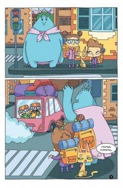 Комикс Банси №1 жанр Приключения и Фантастика