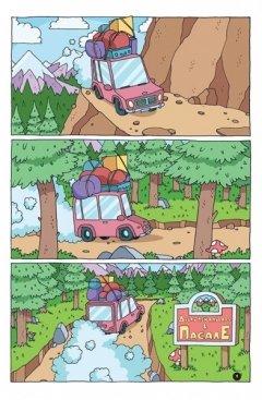Комикс Банси №1 источник Банси