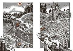 Комикс Последний лесной гном автор Захар Ящин