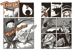 Комикс Последний лесной гном жанр Приключения и Фэнтези
