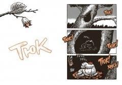 Комикс Последний лесной гном издатель Бумкнига