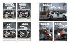 Комикс Ариоль. Муха-горюха жанр Сказка