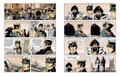 Комикс Корто Мальтезе. Сибирь (цветное издание) источник Корто Мальтезе