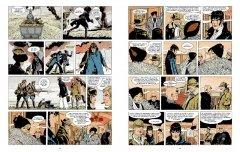 Комикс Корто Мальтезе. Сибирь (цветное издание) издатель Бумкнига