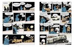 Комикс Корто Мальтезе. Сибирь (цветное издание) жанр Повседневность и Приключения