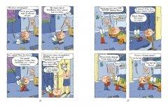 Комикс Ариоль. Лучший в мире поросёнок. издатель Бумкнига
