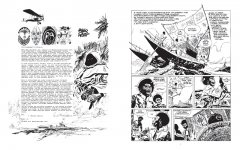 Комикс Корто Мальтезе. Баллада солёного моря (черно-белое издание) источник Корто Мальтезе