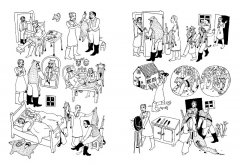 Комикс Дамы – драмы жанр Повседневность и Приключения