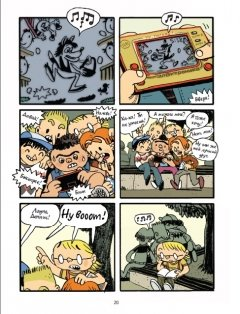 Комикс Киндерланд издатель Бумкнига