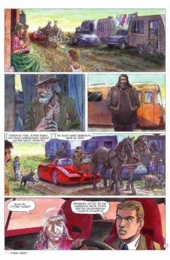 Комикс Красный конь. изображение 1