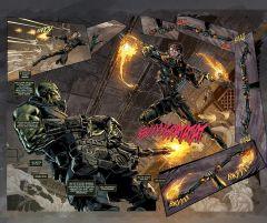 Комикс Dreadcore: Анамнез #1 жанр Боевик, Приключения и Фантастика