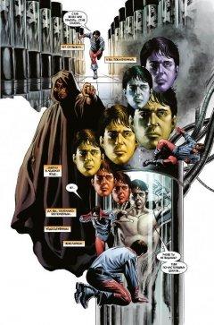 Комикс Смерть Капитана Америка автор Эд Брубейкер