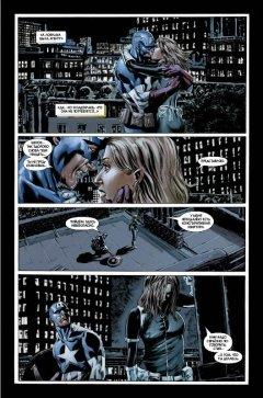 Комикс Смерть Капитана Америка источник Captain America