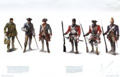 Артбук Мир игры Assassins Creed III автор Энди Маквитти