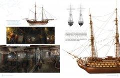 Артбук Мир игры Assassins Creed III изображение 3