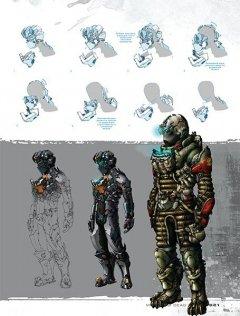 Артбук Мир игры Dead Space изображение 1