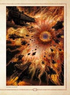 Артбук Образы Ереси. Хрестоматийные картины предательства и войны. Том 1. изображение 3