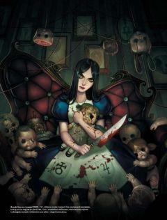 Артбук Мир игры Alice: Madness Returns изображение 4