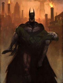 Артбук Вселенная Rocksteadys Batman изображение 4