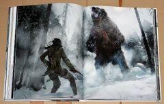 Артбук Мир игры Rise of the Tomb Raider изображение 5
