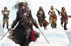 Артбук Мир игры Assassins Creed IV: Black Flag изображение 1