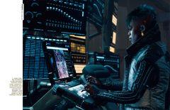 Артбук Мир игры Cyberpunk 2077 изображение 1