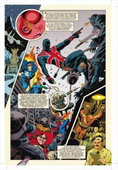 Комикс История вселенной Marvel #2 издатель Комильфо