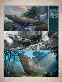 Артбук Мир трилогии Uncharted изображение 2