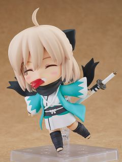 Фигурка Nendoroid Saber/Okita Souji: Ascension Ver. производитель Good Smile Company