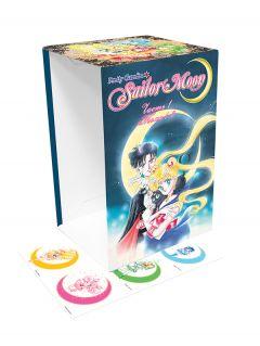 Манга Набор манги Sailor Moon. Часть 1. Тома 1-6. изображение 3