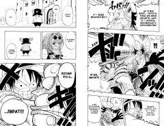 Манга One Piece. Большой куш. Книга 6. издатель Азбука-Аттикус