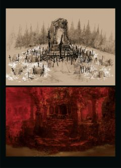Артбук Dark Souls: Иллюстрации издатель Xl Media