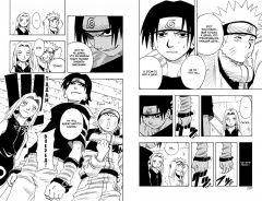 Манга Naruto. Наруто. Книга 2. жанр Сёнэн, Фэнтези, Приключения, Боевик и Боевые искусства