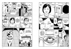 Манга Кошачий дневник Дзюндзи Ито: Ён и Му издатель Alt Graph