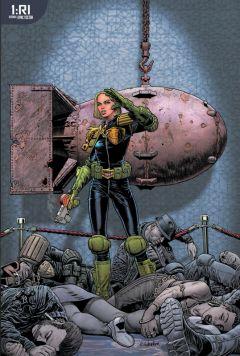 Комикс Судья Дредд: Андерсон, пси-подразделение. изображение 2
