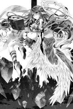 Ранобэ Без игры жизни нет. Том 7. жанр Фэнтези, Романтика, Этти, Приключения и Комедия