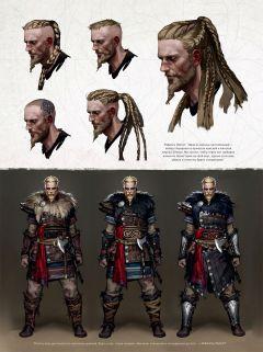 Артбук Искусство Assassin's Creed: Вальгалла изображение 1