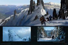 Артбук Искусство Assassin's Creed: Вальгалла источник Assassin's Creed