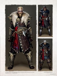 Артбук Искусство Assassin's Creed: Вальгалла изображение 2