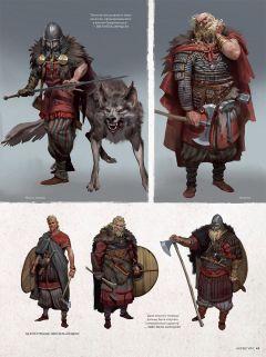 Артбук Искусство Assassin's Creed: Вальгалла издатель Белый единорог
