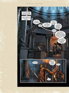 Комикс Dragon Age. Библиотечное издание. Книга 1. изображение 3
