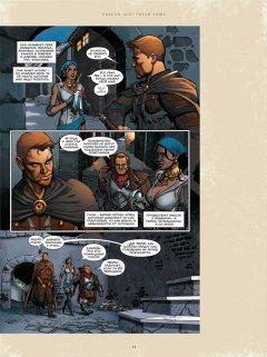 Комикс Dragon Age. Библиотечное издание. Книга 1. изображение 2
