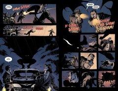 Комикс Бэтмен. Готэм Нуар (Мягкая обложка) издатель Азбука-Аттикус