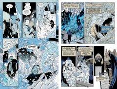 Комикс Бэтмен. Мистер Фриз жанр Боевик, Боевые искусства, Детектив, Приключения, Супергерои и Фантастика