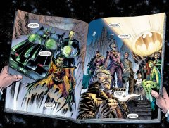 Комикс Бэтмен. Что случилось с Крестоносцем в Маске? (Твердый переплет) издатель Азбука-Аттикус